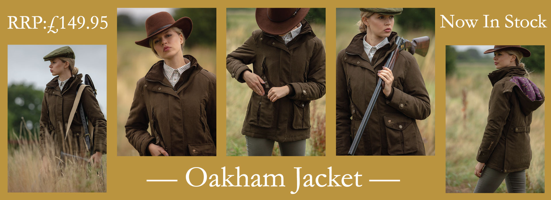 Ladies Oakham Jacket